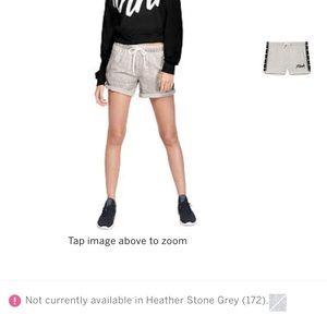 VS Pink Boyfriend Shorts NWT